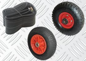Tubes, Tyres, Pneumatics