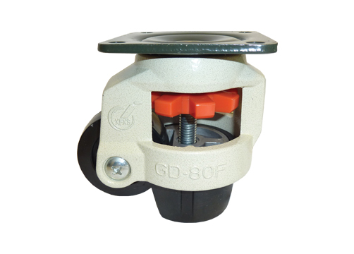 Castors Adjustable Feet Pneumatic Wheels Bearings
